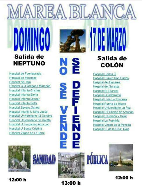 MANIFESTACIÓN 17 DE MARZO